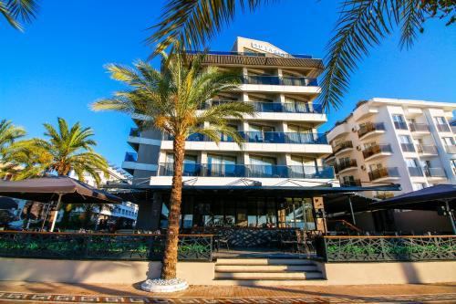 Marmaris Aurasia Beach Hotel