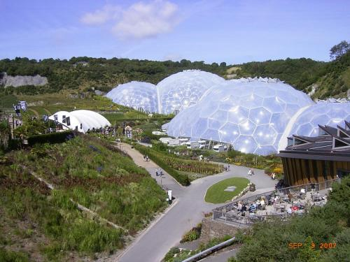 Allen's Apartment's Near The Eden Project, St Austell, Cornwall
