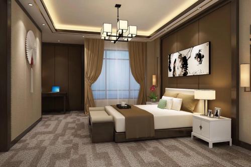 Shufeng Shengyuan Hotel szoba-fotók