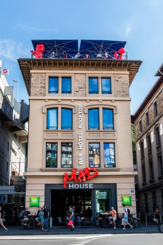ibis Styles Lausanne Center MadHouse, 1003 Lausanne