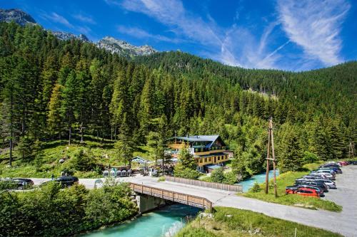 . Alpengasthof Paletti Uttendorf