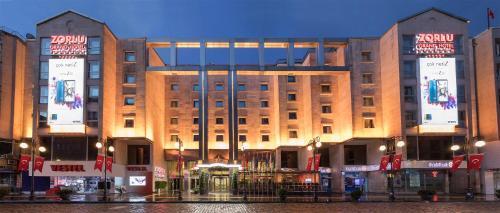 Trabzon Zorlu Grand Hotel Trabzon indirim
