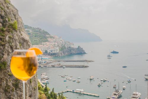 Belvedere Apartment in Amalfi