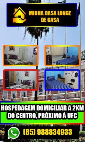 HotelMinha Casa Longe de Casa