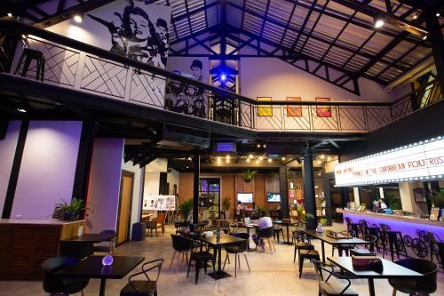 441/1 Charoengkrung Road (Siwiang), Silom, Bang Rak, Bangkok 10500, Thailand.