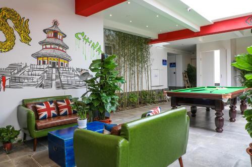 Beijing Turret International Hostel Tian'anmen Branch photo 27