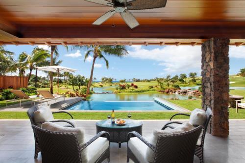 The Lodge at Kukui'ula salas fotos