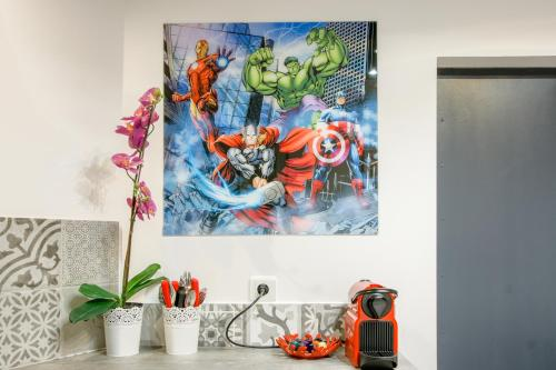25 Atelier Marvel Montorgueil photo 12