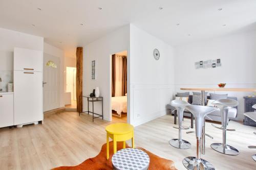 24 Luxury Parisian Home Montorgueil photo 10