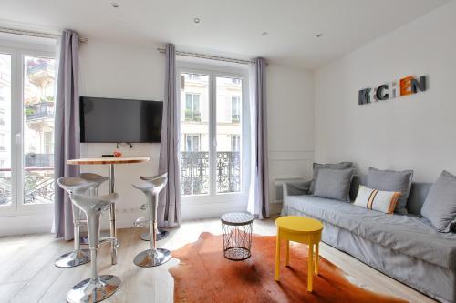 24 Luxury Parisian Home Montorgueil photo 14