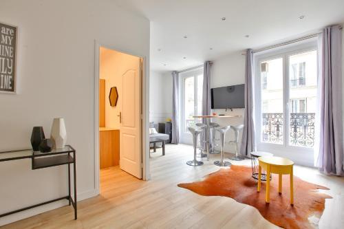 24 Luxury Parisian Home Montorgueil photo 15