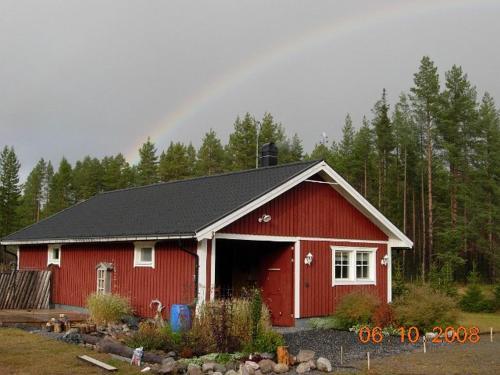 Stuga Selsmoran - Accommodation - Byske