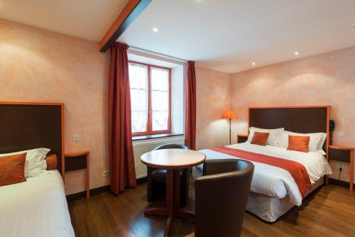 La Couronne - Hotel - Jougne