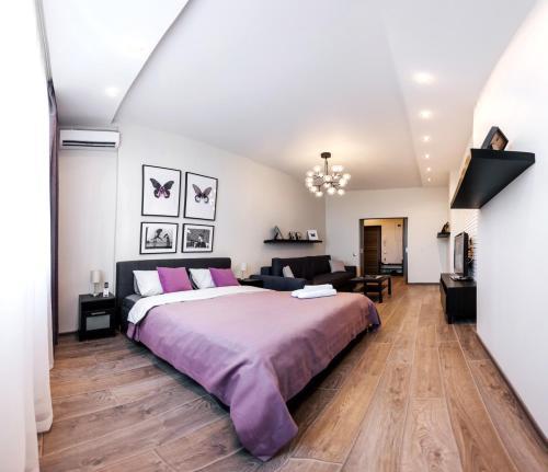 Apart-hotel on Malygina