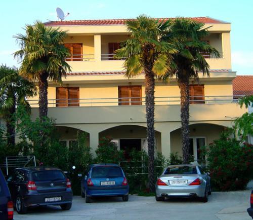Hotel-overnachting met je hond in Apartments Ana Sukosan - Sukošan