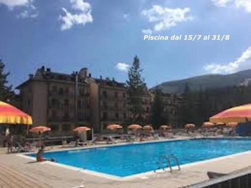 RESIDENCE ALTAIR Via Roma 13 - Apartment - Ovindoli