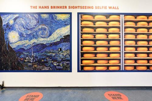 Hans Brinker Hostel Amsterdam photo 31