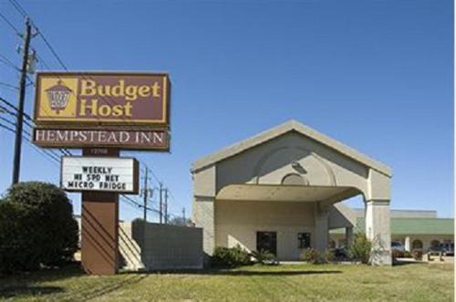Reviews Budget Host Hempstead Inn Brookhollow/Energy Corridor