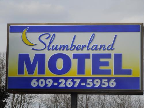 Slumberland Motel Mount Holly - Accommodation