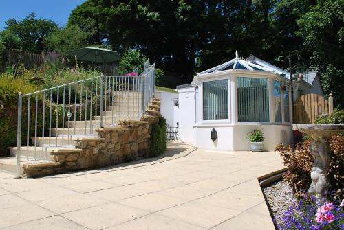 The Lodge, Polgooth, St Austell, Cornwall
