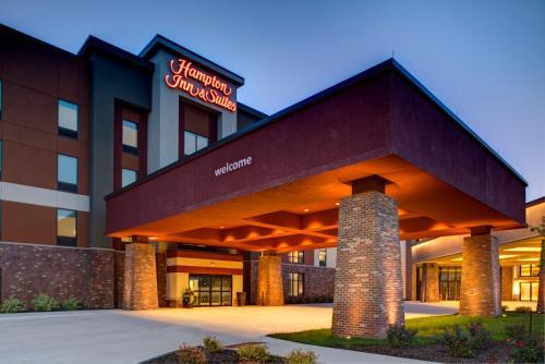 Hampton Inn & Suites-Pittsburg-Kansas Crossing