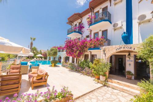 Kas Amphora Hotel indirim
