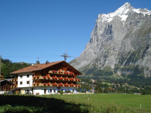 ホテル ボドミ(スイス グリンデルワルト)