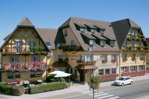 Accommodation in Baldersheim