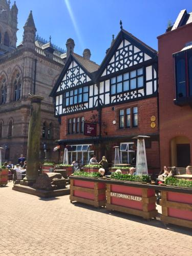 39 Northgate Street, Chester, Cheshire CH1 2HQ, England.