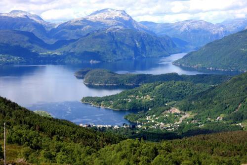 Fjord Residensen Skanevik