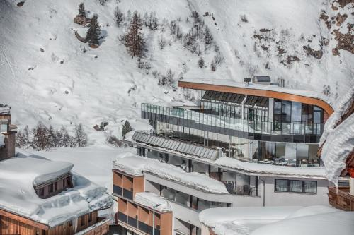 Josl Mountain Lounging Hotel Obergurgl