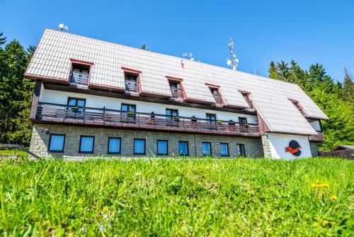 Horský hotel Kozubová - Hotel - Dolní Lomná