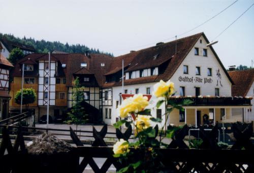 . Gasthof Alte Post
