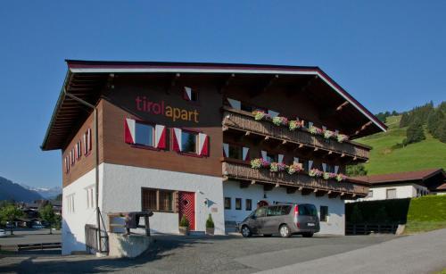 TirolApart am Lift Jochberg