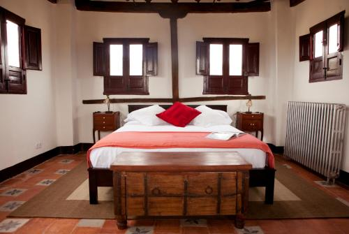 Superior Double Room Hotel Cortijo del Marqués 15
