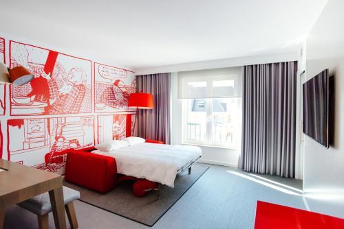 Radisson RED Hotel Brussels photo 36