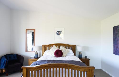Tasman Hill Lodge Foto principal