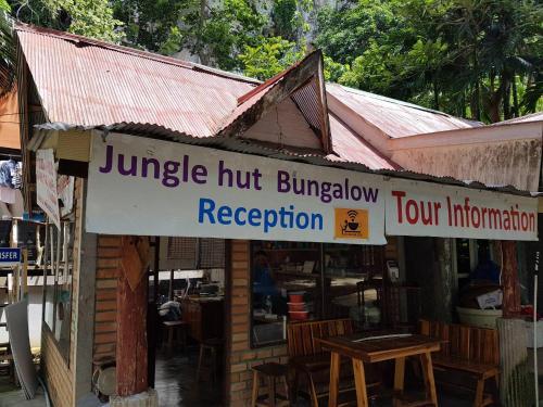 Jungle Hut Bungalow Jungle Hut Bungalow