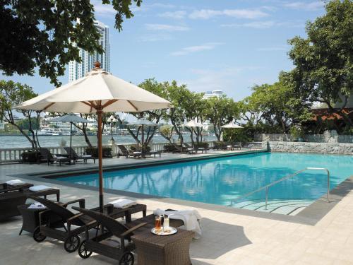 Shangri-La Hotel Bangkok photo 79