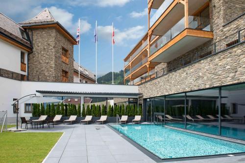 Mountain Spa Residences St. Anton am Arlberg