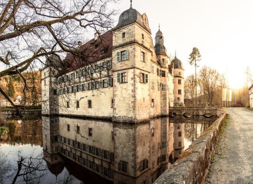 . Ferienwohnung Mitwitz Kronach Neustadt Coburg - Erholung, Wandern uvm. sehr ruhig gelegen