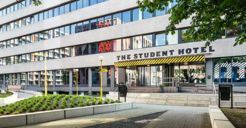 The Student Hotel Amsterdam West photo 27