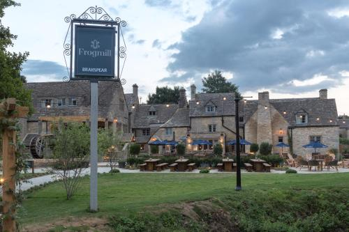 The Frogmill Hotel, Cheltenham