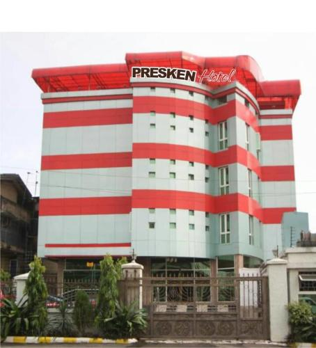 Presken Hotel at International Airport Road