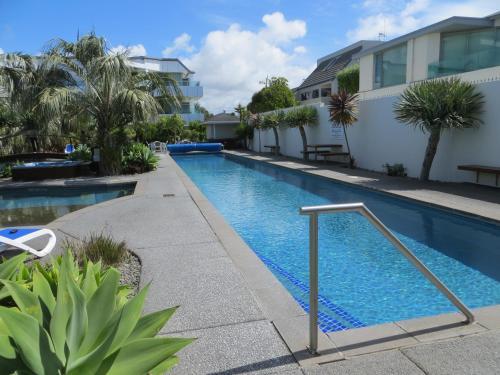 Cutterscove Resort Apartments - Accommodation - Mount Maunganui