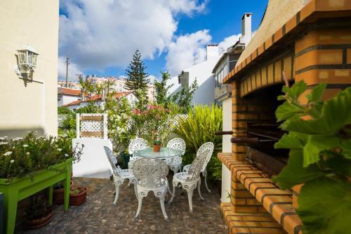 Casa de férias em Algueirão Mynd 13