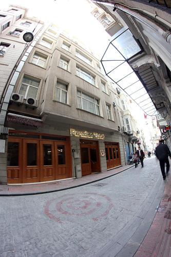 Istanbul Paradise Hotel tek gece fiyat