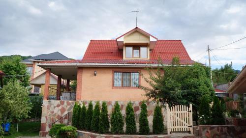 Accommodation in Baganashyl
