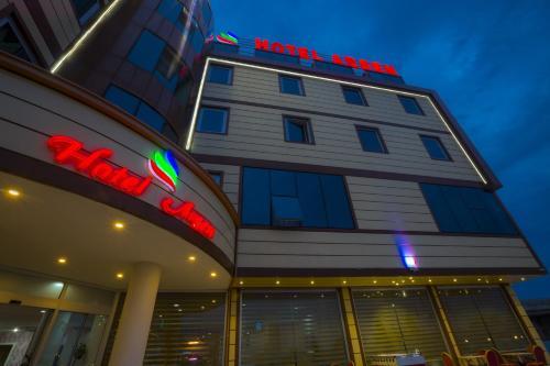 Yomra Arsen Hotel & Spa harita