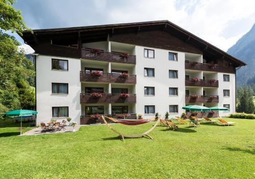 . Appartementhaus Egga